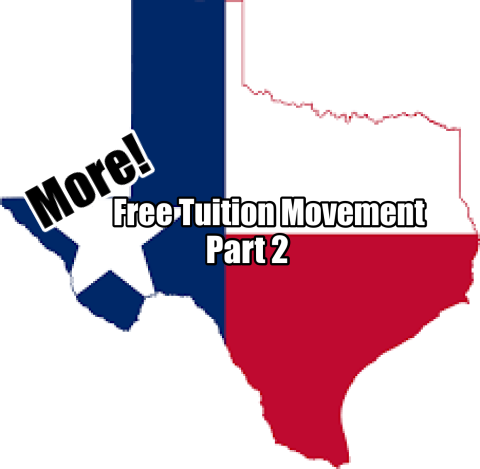 More Free Tuition Movement Part 2