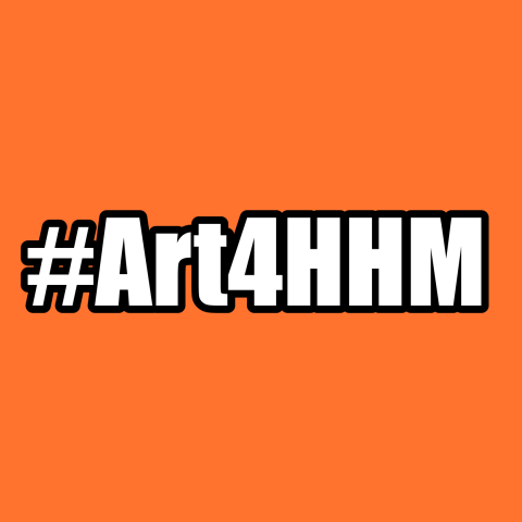 Demand Art for Hispanic Heritage Month #Art4HHM